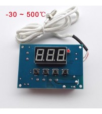 0-500 degree temperature controller high thermostat temperature can be aligned with high temperature alarm function