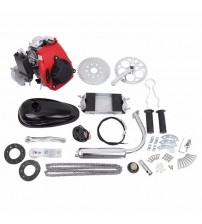 (Ship from USA) 49cc 4 Stroke Cycle Motor Kit Motorized Bike Petrol Gas Bicycle Engine set