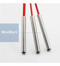 Free Shopping   12 *50mm-12*100mm AC 220V  100W -250W Electric Heating Element Cartridge Heater