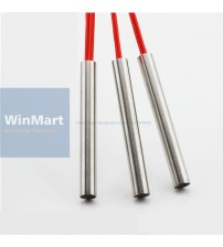 Free Shopping   14 *400mm 800W & 14*500mm 1000W   AC  220V Electric Heating Element Cartridge Heater