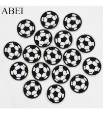 10pcs/lot Embrioidered Football Patches for boy bags clothes jeans Iron on Cartoon Stickers Handmade Garment Appliqued Supplier