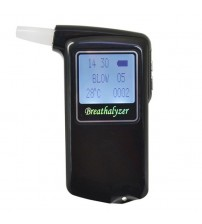 50pc / bag  Digital Breath Alcohol Teter Breathalyzer mouthpiece for Alcohol Teter AT-858/AT868F wholeale
