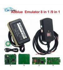 NEWET Adblue 9in1 Adblue 9 in 1 Adblue Emulation 9 in1 NOT ANY OFTWARE 9 in1 Univeral Adblue Emulato For 9 Type Truck