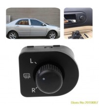 New ide Mirror witch Heat Control For VW Beetle Paat B5 Jetta Golf MK4