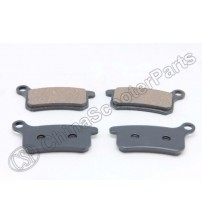 2 ET emi-metallic non-abeto Front Rear Brake Pad For 2009 2010 2011 2012 2013 2014 2015 2016 KTM 65 X XC