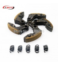 1ET/5PC Drive Clutch Pad With pring Fit For CF MOTO CF500 500CC CF625 ATV UTV Go Kart Quad Bike Part OEM 0180-054200