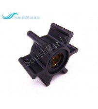 18653-0001 09-810B 653-0001 128990-42200 9-45713 Water Pump Impeller for Jabco / Johnon / YANMAR Engine Pump