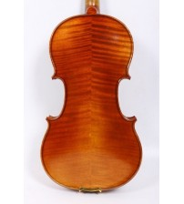 4/4 Violin Russia Spruce Flame Maple Back  Antique Varnish Master   Powerful Sound Pro+