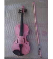 High Quality Pink Color Violin