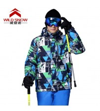 Korean Version Snow Jacket