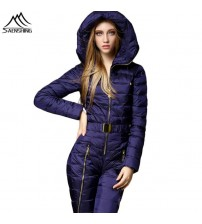 One Piece Winter Ski Suit