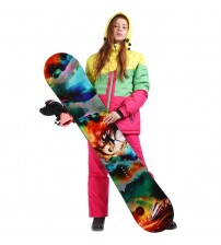 Ski Suit Women Waterproof