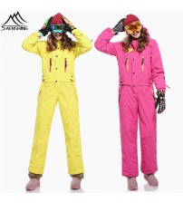 Ski Suit Women Mountain Skiing