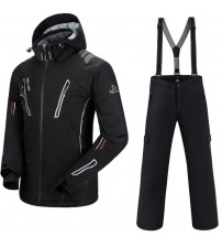 Ski Suit Men Super Warm