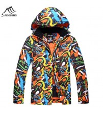 Ski Jacket Men Waterproof