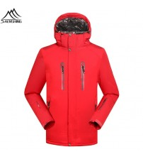 Solid Ski Jacket Men