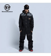 Ski Suit Men Winter Waterproof