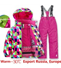 Ski Suit Waterproof