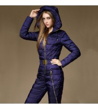 One Piece Ski Suit Women