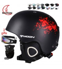 Skiing Helmet Autumn Winter