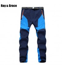 Warm Softshell Fleece Pants