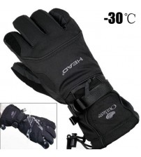Ski Gloves Fleece Snowboard