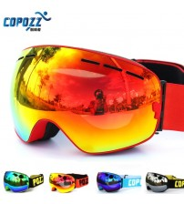 Ski Goggles Double Layers