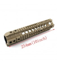 10inch Handguard Rail For Airsoft