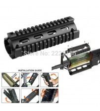 Handguard Picatinny Quad Rail