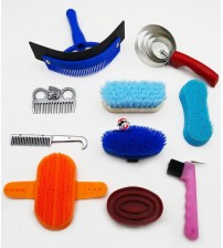10-Piece Horse Grooming Sets