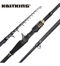 Carbon Spinning Casting Rod