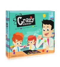 Crazy Scientist Board Game