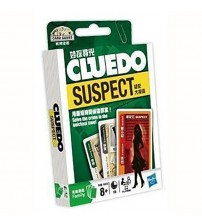 Cluedo Suspect Board Game