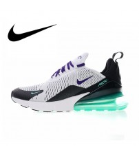 NIKE Air Max 270 Women's Running Shoes   Breathable  Athletic Designer Footwear    AH6789-103