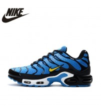 NIKE AIR MAX TN Men's Breathable Running shoes s  platform KPU material Tennis shoes 40-46