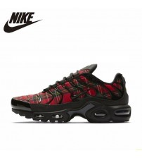Nike Air Max Plus Tn Se Woman Running Shoes Air Cushion Shoes Scotland Red Lattice