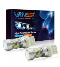 VANSSI 2pcs T20 7440 W21W 7441 7443 7444 W21/5W LED Bulbs for LADA Dimension Lights Bulbs Super Bright White Amber DC12 24V-in Signal Lamp from Automobiles & Motorcycles on
