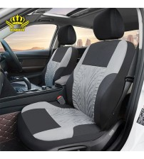 1 et Car eat Cover Univeral Fit All Car eat Fahion eat Cover Auto Interior Acceorie Gray Red Blue Car eat Protector