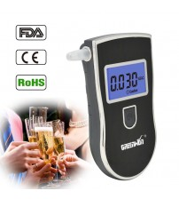 2019 NEW Hot elling AT-818 Profeional Police Digital Breath Alcohol Teter Breathalyzer AT818 Free hipping