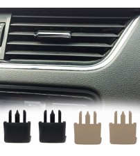 2pcs/4 pcs for Toyota Corolla Sagitar car air conditioning vent car center Dash A/C vent Luofu blade air conditioning leaf clip-in Air-conditioning Installation from Automobiles & Motorcycles on AliExpress