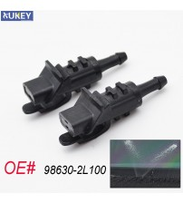 Xukey Front Windscreen Washer Nozzles Jet For Hyundai i30 Elantra Touring For Kia Cadenza K7 2010 2011 2012 2013 2014 2015 2016-in Windscreen Wipers from Automobiles & Motorcycles on AliExpress