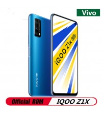 DHL Fast Delivery Vivo IQOO Z1X 5G Cell Phone Snapdragon 765G Android 10.0 6.57