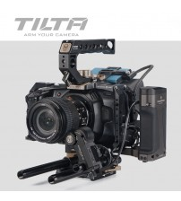 Tilta BMPCC 4K 6K Camera Cage TA T01 A Full Cage Black Cage  for BlackMagic BMPCC4K 6K Top Handle Side handle Tactical finished|Photo Studio Accessories|   -