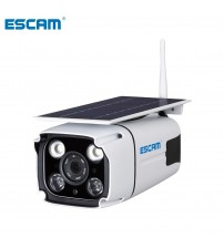 ESCAM QF260 WIFI Wireless IP67 Outdoor 1080P 2.0MP Solar Battery Power Low Power Consumption PIR Surveillance Security Camera|Surveillance Cameras|   -