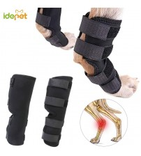 1 Set Pet Dog Bandages Dog Leg Knee Brace Straps Protection for Dogs Joint Bandage Wrap Doggy Medical Supplies Dogs Accessories3|Dog Accessories|   -