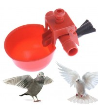 1/6/10 Pcs Chicken Waterer Hens Quail Birds Drinking Bowls Water For Chicken Poultry Farm Coop Chick Nipple Drinkers Animal Tool|Feeding & Watering Supplies|   -
