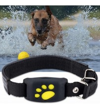 Waterproof Pet Collar GPS Tracker Anti Lost for Pets Dogs Cats Smartphone Device Real Time GSM/GPRS Tracking Locator Collar GPS Trackers    -