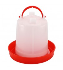 1.5/2.5/4/6/8L Chicken Waterer Automatic Chick Thicken Drinker Cups Poultry Feeders Water Bucket Drinking Fountain Farming Tools|Feeding & Watering Supplies|   -