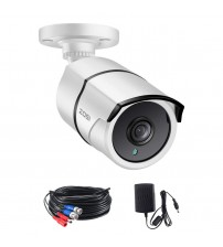 ZOSI 4K Extreme HD Security Camera 8.0MP Waterproof TVI Bullet CCTV bnc Camera for Surveillance System Home Office Using|Surveillance Cameras|   -