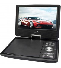 "9"" DVD Player with TV Tuner"